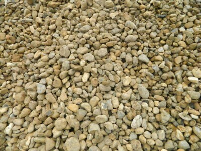 septic rock, pea gravel Houston, river rock